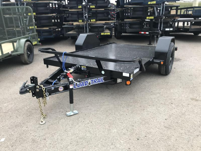 "2019 LOAD TRAIL 77"" x 12' SCISSOR LIFT HAULER"