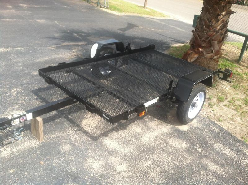 2017 Carry-On 4X7 Utility Trailer
