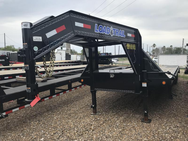 2018 LOAD TRAIL 102X30 HD GOOSENECK TRAILER