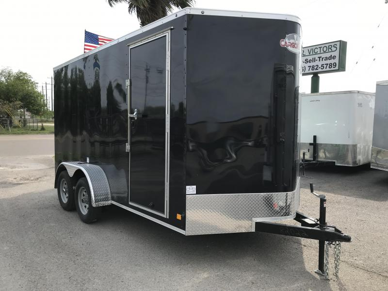 2020 CARGO MATE 7 X 14 ENCLOSED TRAILER