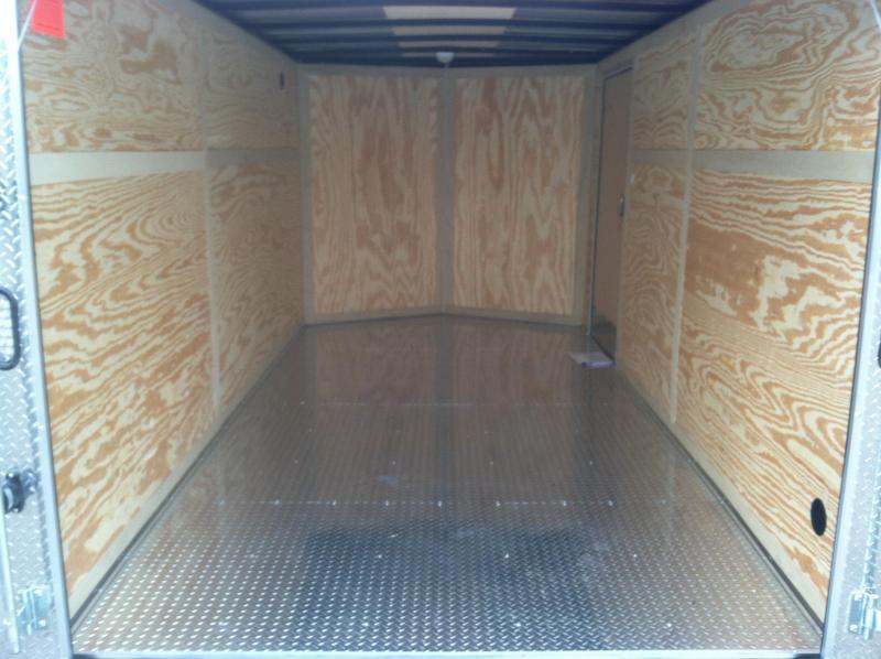 2019 Cargo Mate 7X14 CUSTOM Cargo / Enclosed Trailer