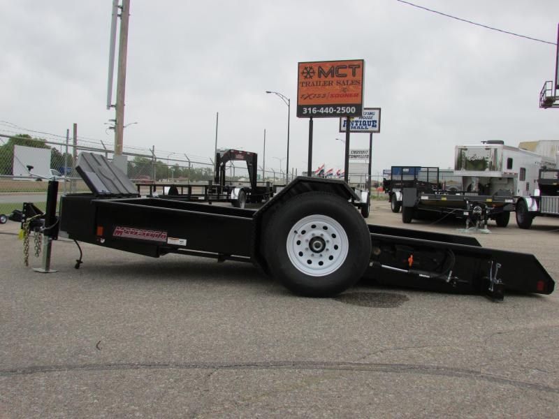 2017 Midsota NOVA SL12RA Equipment Trailer