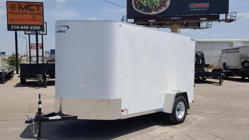 2018 Sharp S.E.L. 6 X 10 Enclosed Cargo Trailer