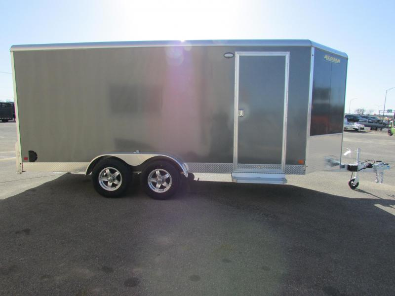 2019 Aluma AE716TAR Enclosed Cargo Trailer