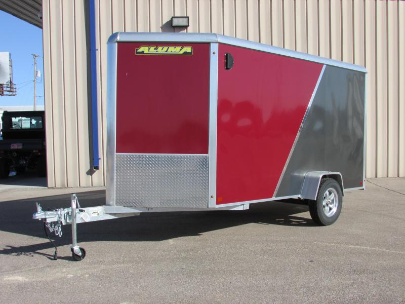 2019 Aluma AE612R Enclosed Cargo Trailer