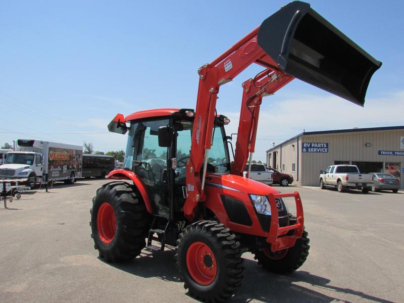 2018 Kioti RX7320 Tractor