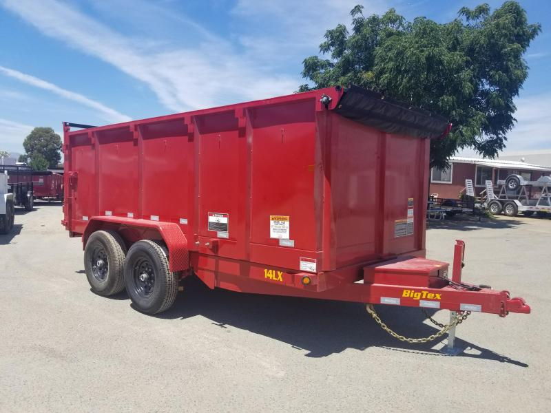 2020 Big Tex Trailers 14LX-14P4 Dump Trailer