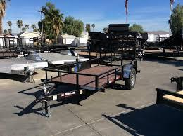 2018 Sun Country 5x8 SUSA Utility Trailer