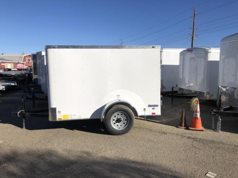 2019 Continental Cargo RM5X8SA Enclosed Cargo Trailer