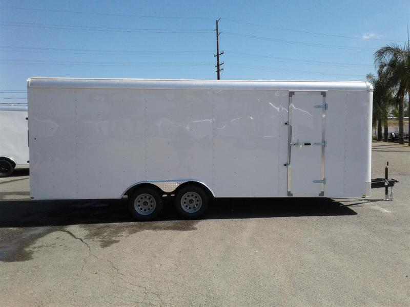 2019 Mirage Trailers XPO 8.5 x 18 TA2 Enclosed CAR CARRIER Trailer