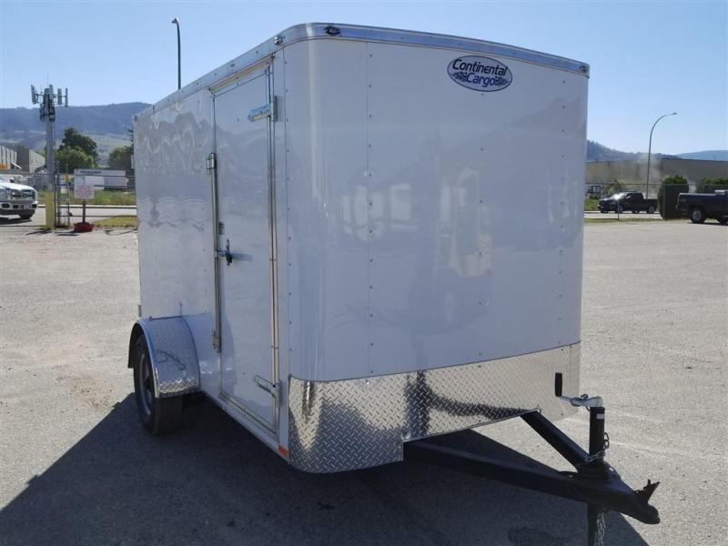 2020 Continental Cargo VHW610SA Enclosed Cargo Trailer