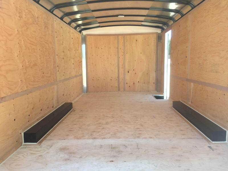 2019 Mirage Trailers 8.5X16 XCEL Enclosed Cargo Trailer