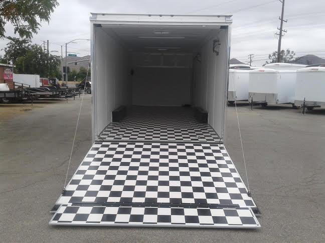 2017 Haulmark 85X24 EDGE PRO Enclosed Cargo Trailer
