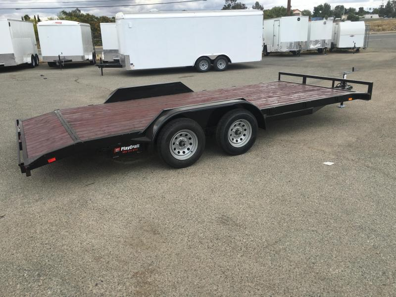 2019 Playcraft 82x16 Champion Car Hauler in Ashburn, VA