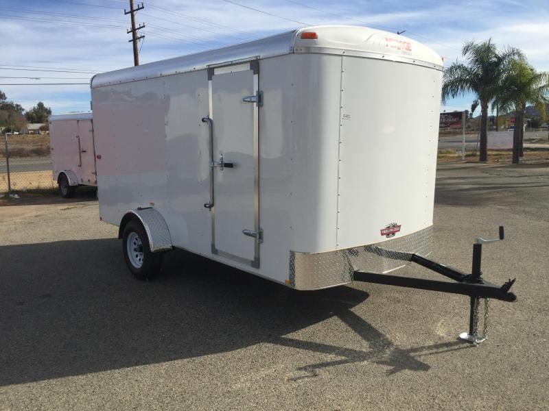 2018 Mirage Trailers 6x12 Expo Enclosed Cargo Trailer