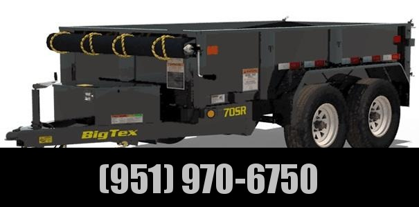 2020 Big Tex Trailers 70sr-10 Dump Trailer