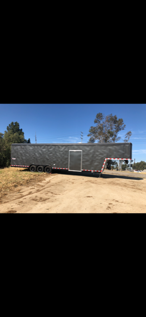 2018 Mirage Trailers MGN 8.5x40TA3 Enclosed Cargo Trailer in Ashburn, VA