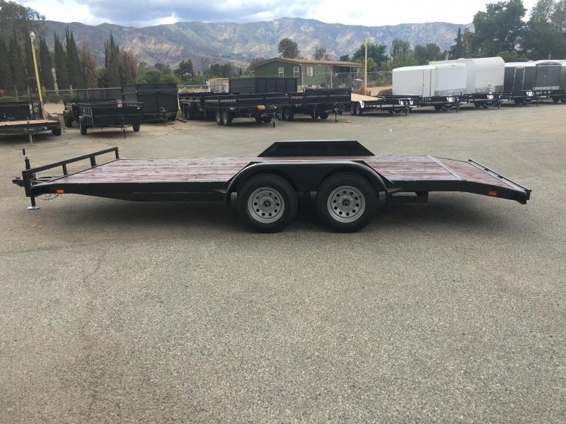 2019 Playcraft 82x18 Champion Car Hauler