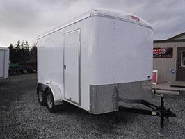 2018 Mirage Trailers 4x6 Xcel Enclosed Cargo Trailer