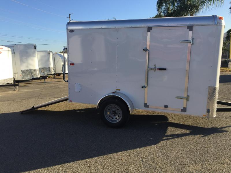 2018 Mirage Trailers XCEL 6 X 10 SA Enclosed Cargo Trailer
