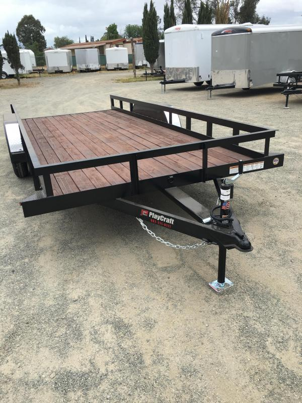 2019 Mirage Trailers 82x16 SUTA Utility Trailer in Ashburn, VA
