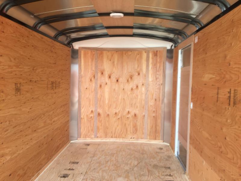 2018 Mirage Trailers 6x10 XPO Enclosed Cargo Trailer