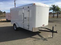2019 Mirage Trailers XPO 6x12 Enclosed Cargo Trailer
