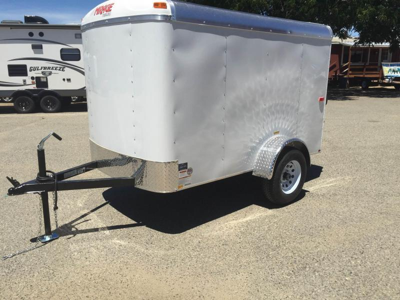 2018 Mirage XPO 5X8 SA Enclosed Cargo Trailer