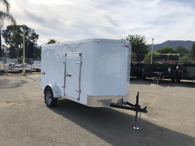 2019 Mirage Trailers MXPS510 Enclosed Cargo Trailer