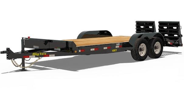 2019 Big Tex Trailers 10ET-20 Car / Racing Trailer