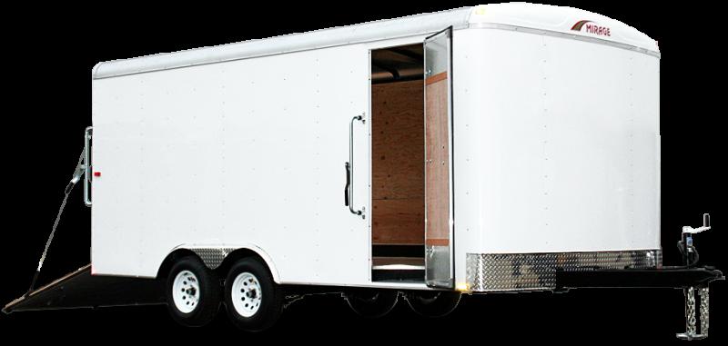 2019 Mirage Trailers 8.5x16 XCEL Enclosed Cargo Trailer