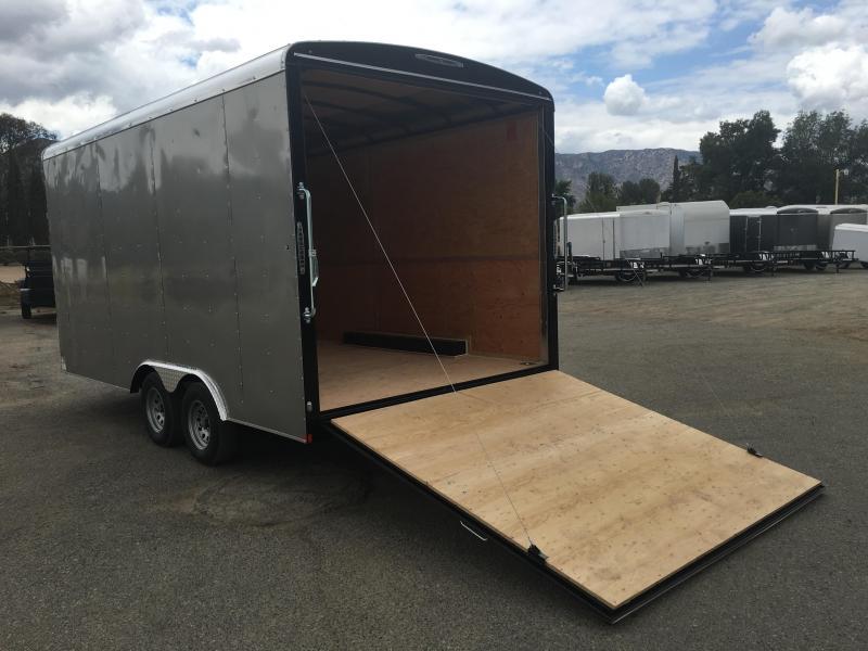 2017 Mirage Trailers 8.5X16 Enclosed Cargo Trailer