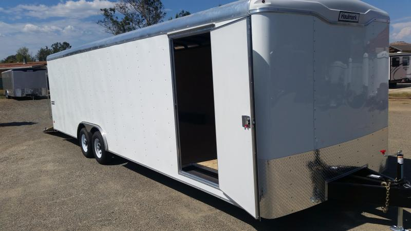 2017 Haulmark 8.5X26 TRANSPORT Enclosed Cargo Trailer
