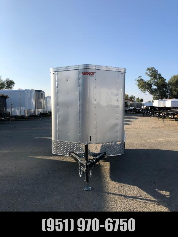2020 Mirage Trailers XPS5x8 Enclosed Cargo Trailer