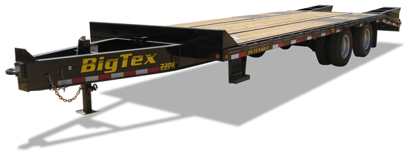 2019 Big Tex Trailers 22PH-25+5