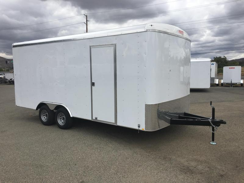 2018 Mirage Trailers XPO 8.5X18 TA2 Enclosed Cargo Trailer