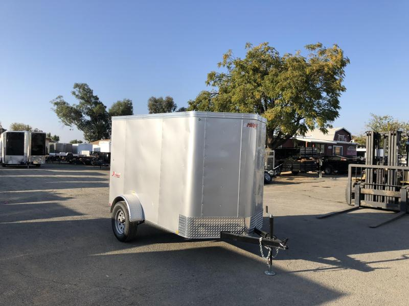 2019 Mirage Trailers MXPS 5x8 Enclosed Cargo Trailer