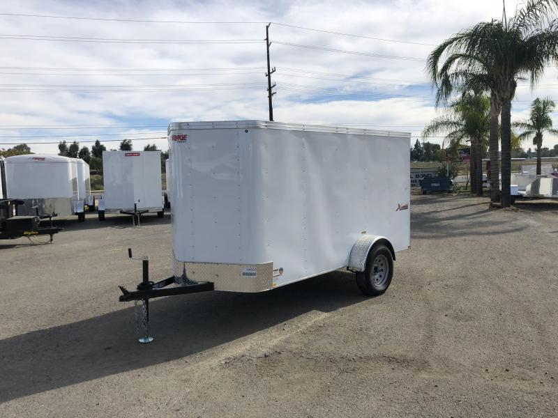 2019 Mirage Trailers MXPS 6x10 Enclosed Cargo Trailer
