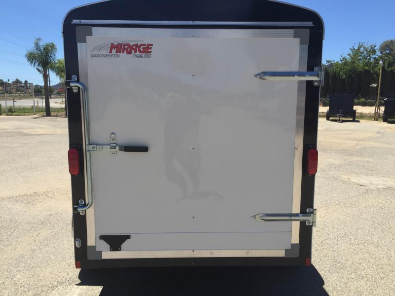 2018 Mirage Trailers 5x8 XPO Enclosed Cargo Trailer