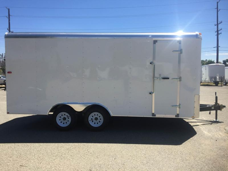 2018 Mirage XCEL 8.5 X 18 Enclosed Cargo Trailer