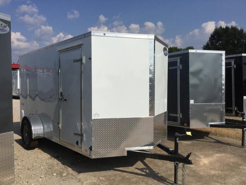 2019 Continental Cargo VHW614SA Enclosed Cargo Trailer