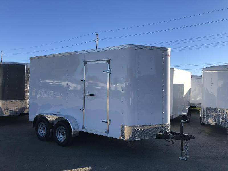 2019 Mirage Trailers XPS 7x12 TA2 Enclosed Cargo Trailer