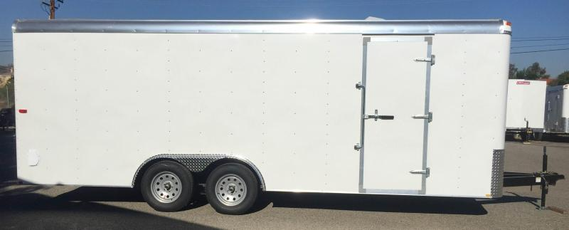 2018 Mirage Trailers 8.5x10 XPO Enclosed Cargo Trailer