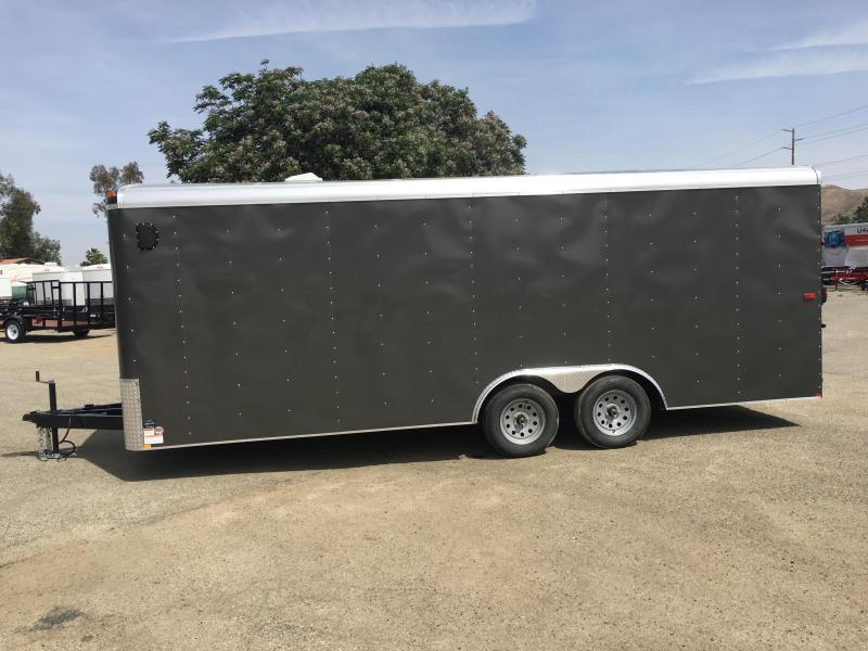 2019 Mirage Trailers MXPO 8.5X18 Enclosed Cargo Trailer