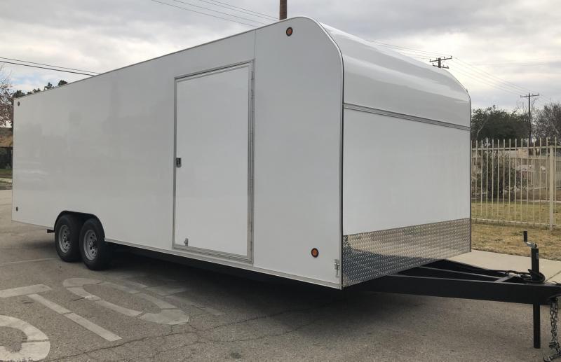 2019 Apache 8.5 x 32 Enclosed Cargo Trailer