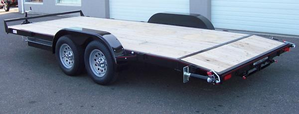 2018 Mirage Trailers 7x16 Car Hauler Car / Racing Trailer