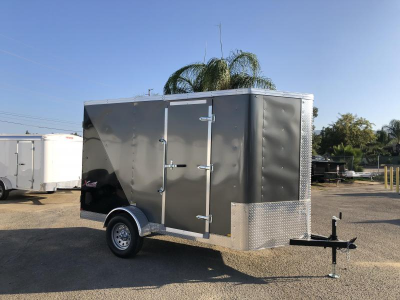 2019 Mirage Trailers MXPS 6x12 Enclosed Cargo Trailer