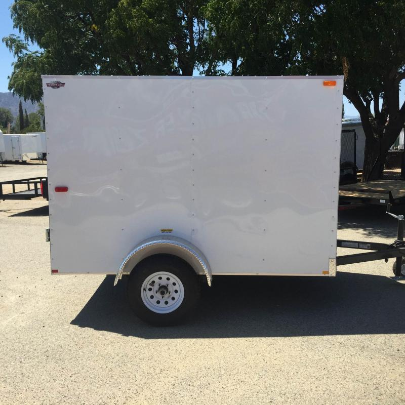 2019 Mirage Trailers 5x8 CARGO CRAFT Enclosed Cargo Trailer