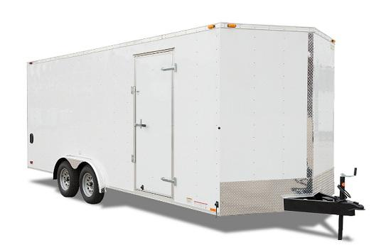 2019 Continental Cargo VHW8.5X28TA3 Enclosed Cargo Trailer