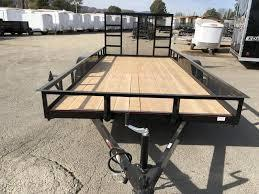 2018 Mirage Trailers 7x16 Utility Trailer in Ashburn, VA